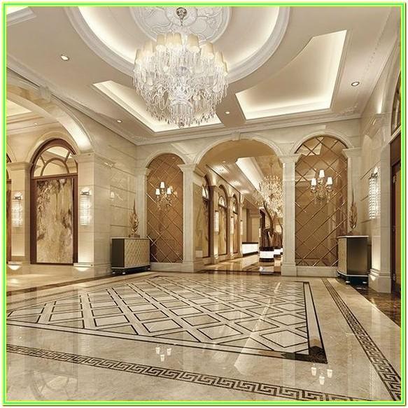Modern Style Luxury Living Room Modern Floor Tiles Design