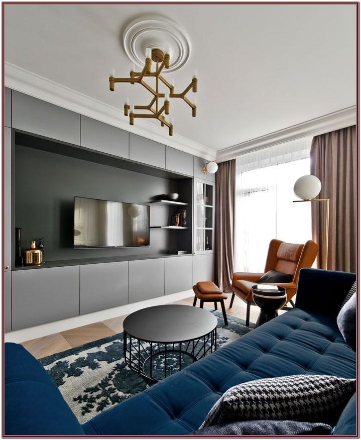Modern Style Modern Living Room Design 2019