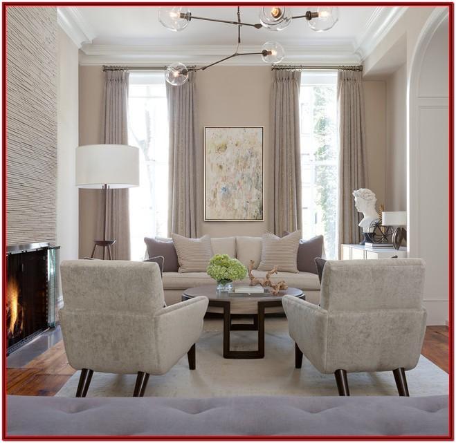 Modern Transitional Living Room Ideas