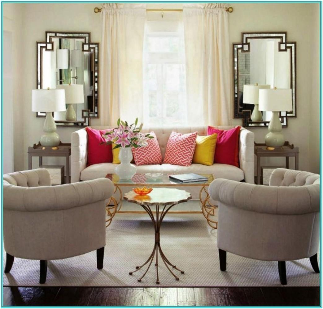 Modern Wall Mirror Design For Living Room
