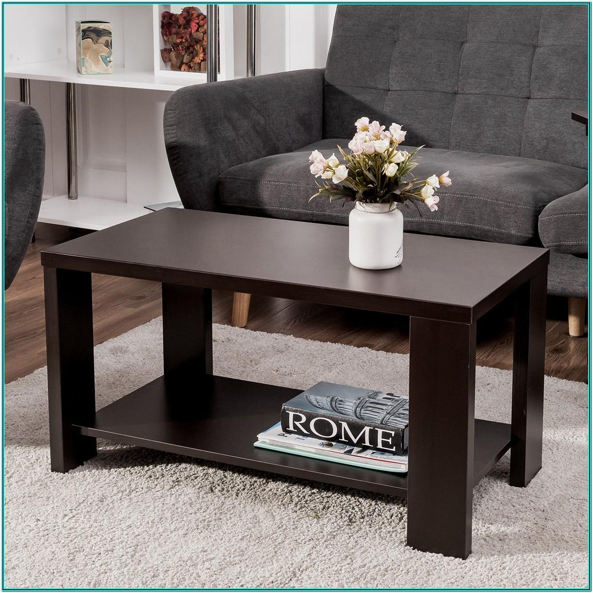 Modern Wooden Coffee Tables For Living Room