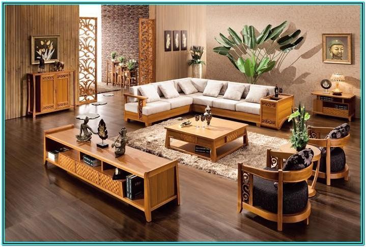 Modern Wooden Furniture Design For Living Room
