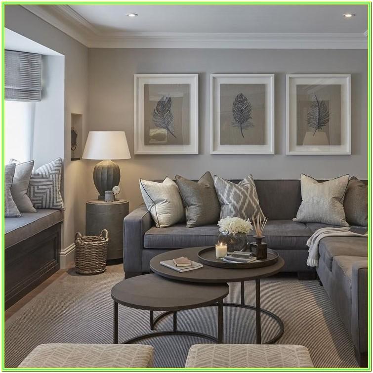 Neutral Living Room Paint Color Ideas