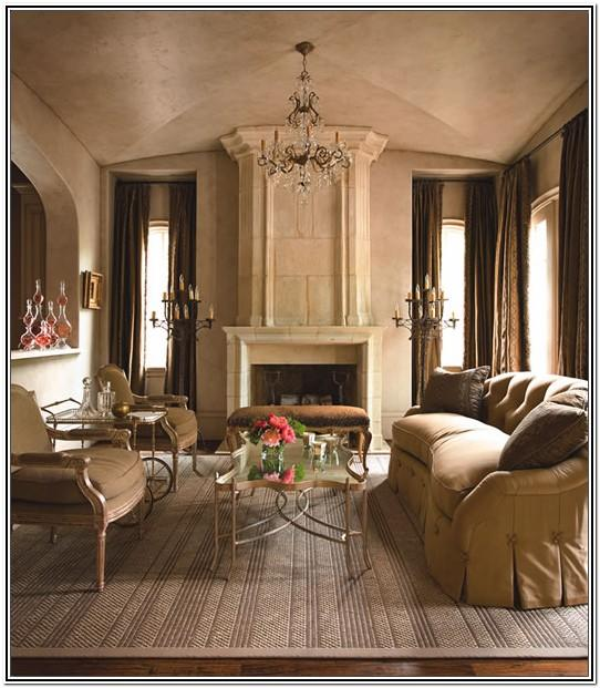 Old World Living Room Decorating Ideas