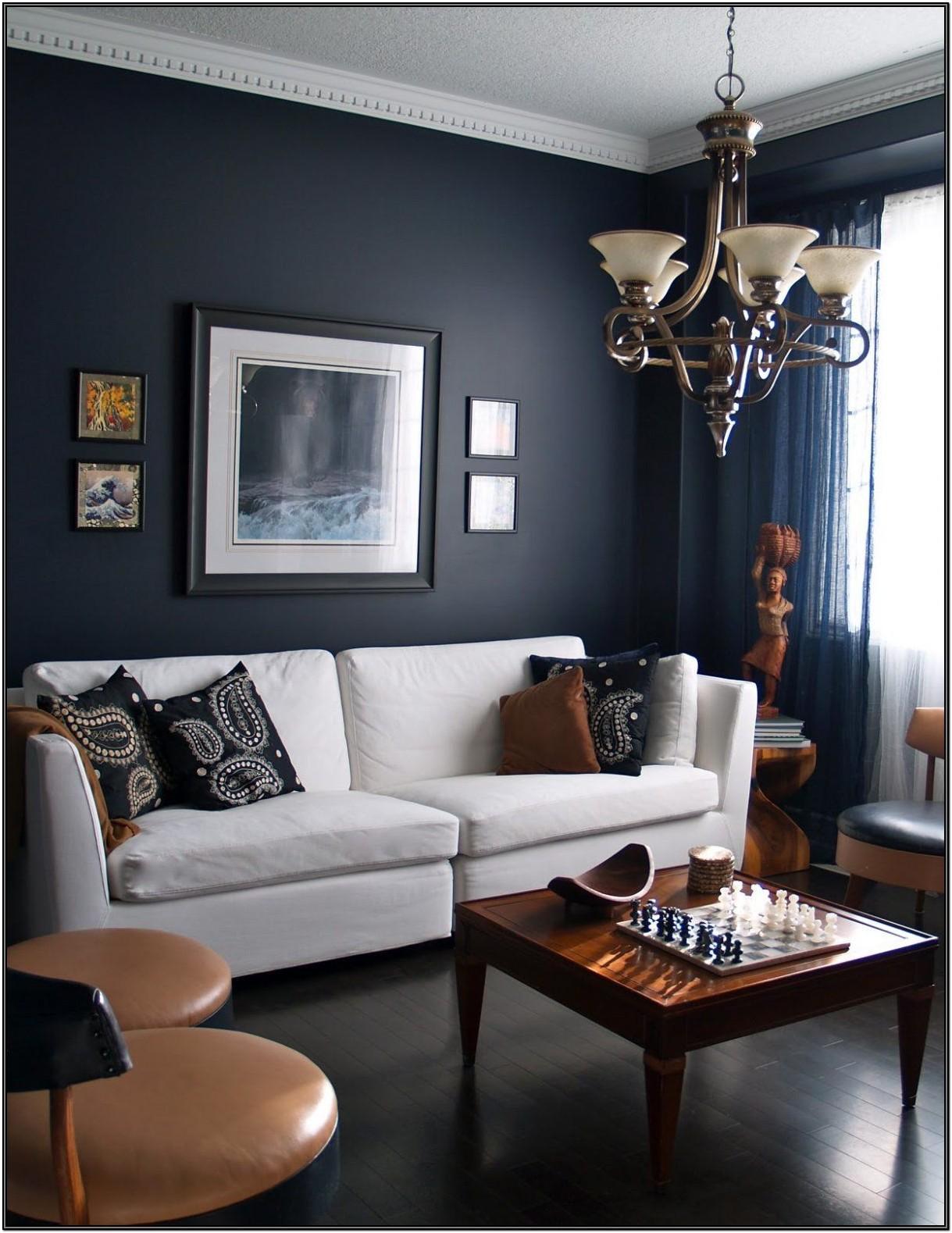 Paint Black Furniture Living Room Ideas