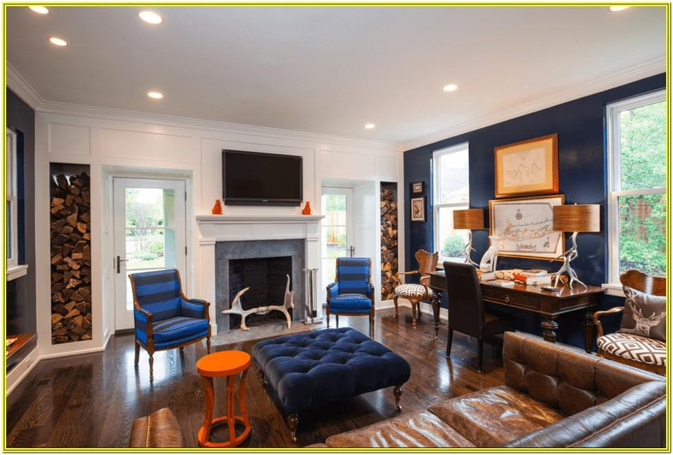 Painting Living Room Ideas Accent Wall