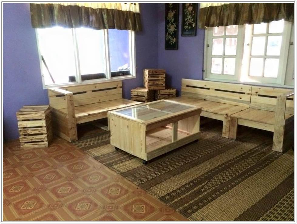 Pallet Living Room Ideas