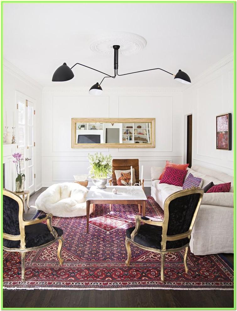 Persian Rug Living Room Ideas