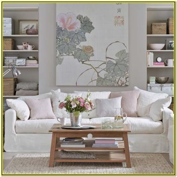 Pink White And Grey Living Room Ideas