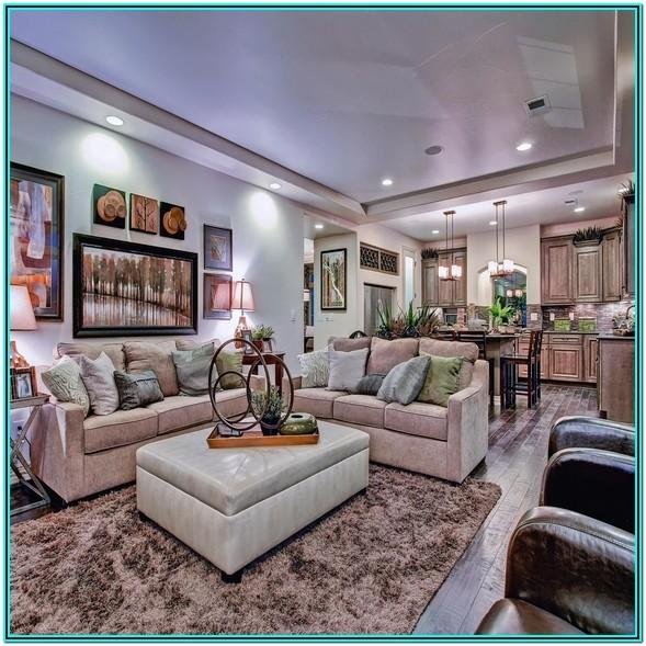 Rectangular Living Room Design Ideas