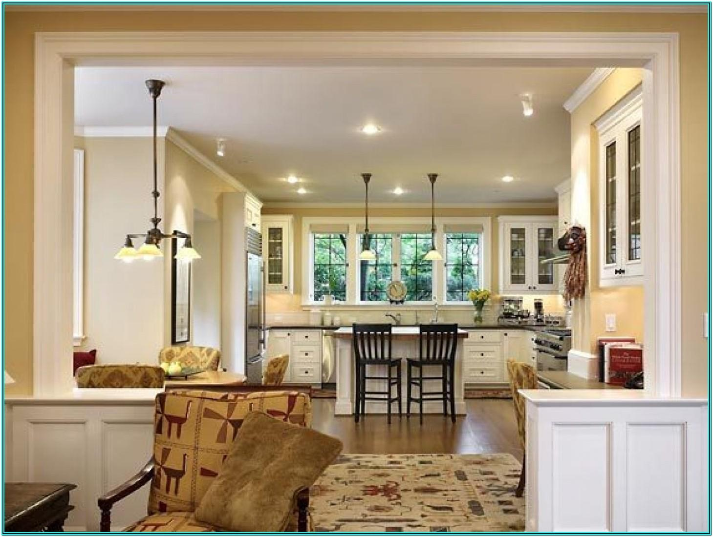 Remodeling Living Room And Kitchen Ideas