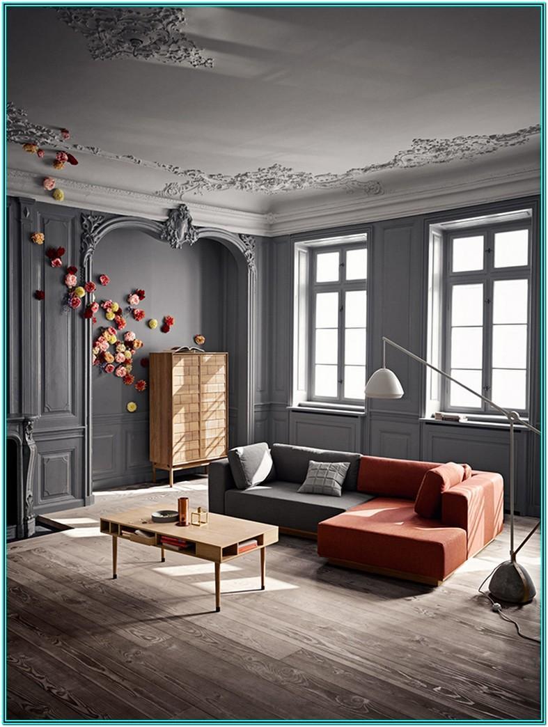 Renaissance Living Room Ideas