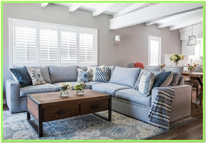 Samples Small House Living Room Paint
