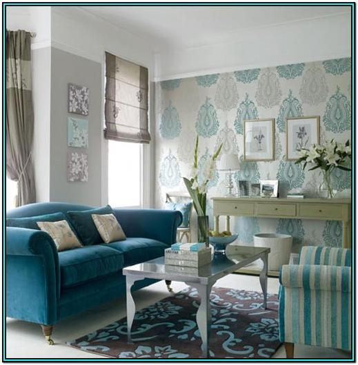 Shades Of Blue Living Room Ideas