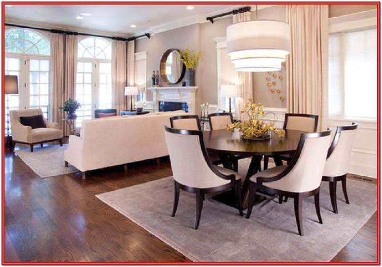 Shared Living Room Dining Room Ideas