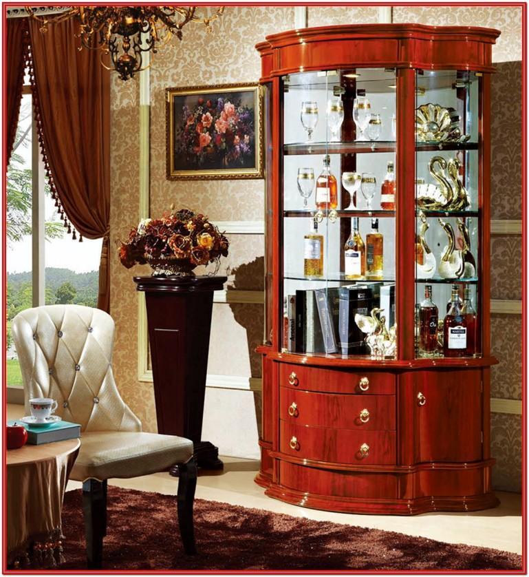 Showcase Living Room Display Cabinet Ideas