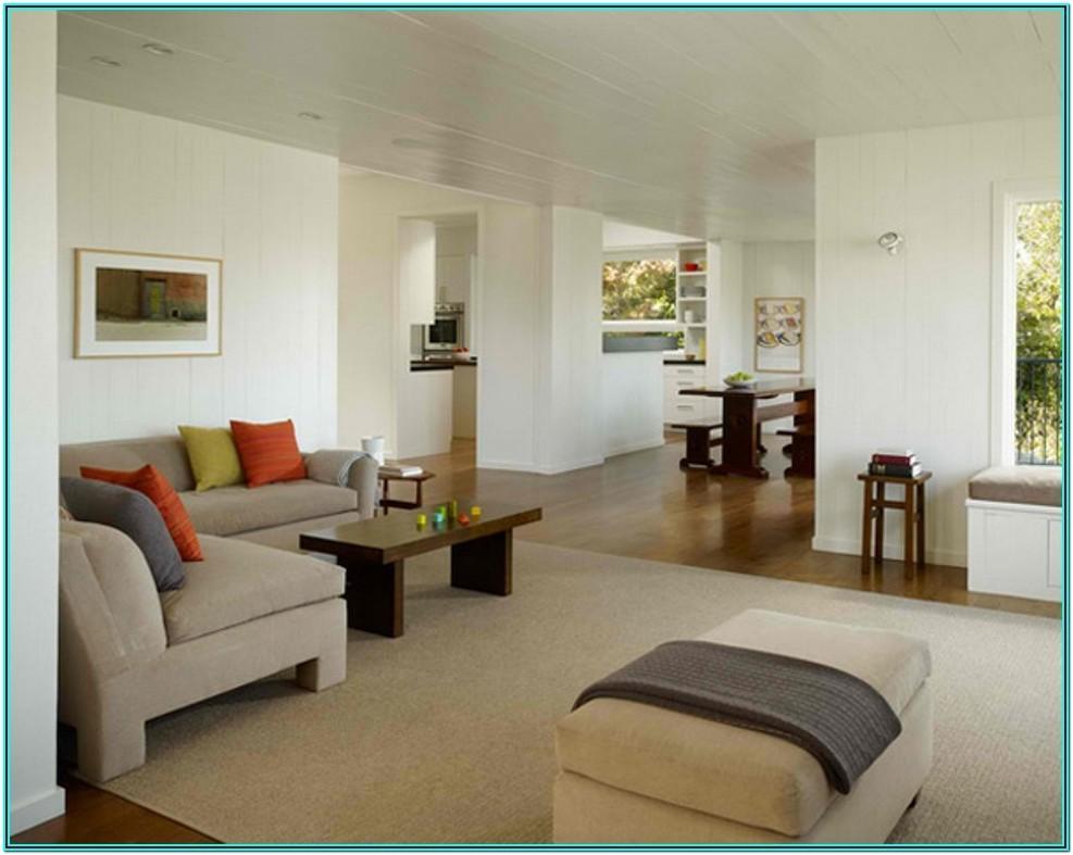 Simple Minimalist Ikea Living Room