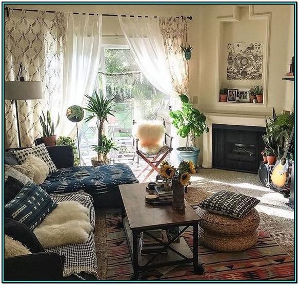 Small Hippie Living Room Ideas