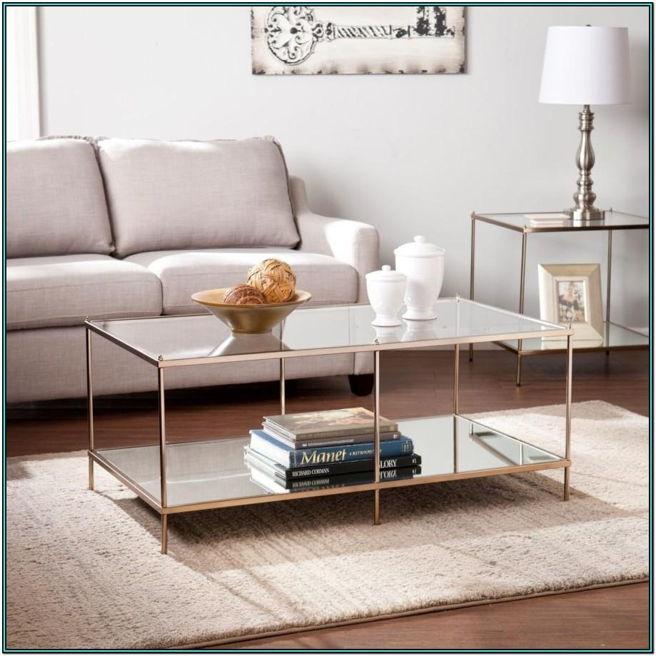 Small Living Room Coffee Table Alternatives