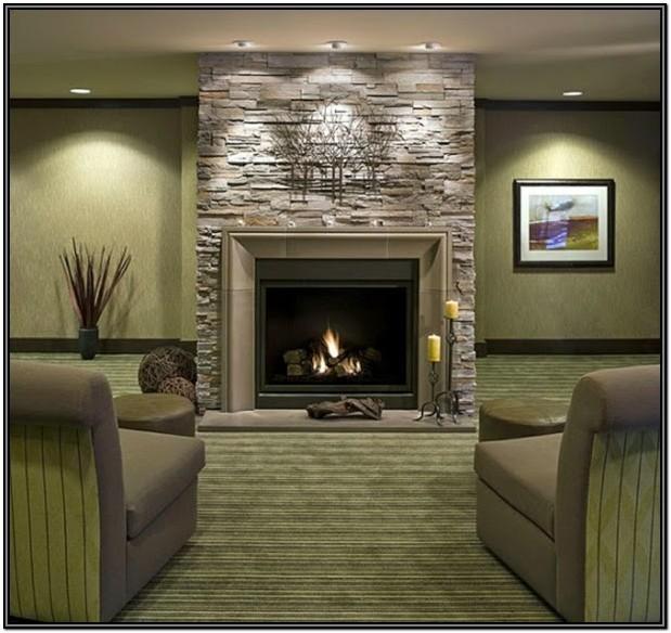 Small Living Room Fireplace Decor Ideas