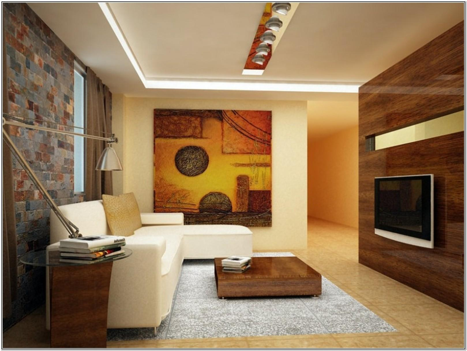 Small Living Room Ideas India
