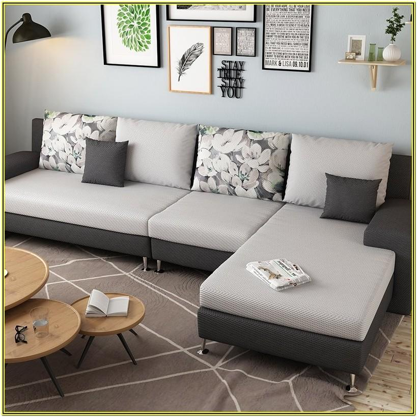 Small Living Room Ideas With L Shape Sofa