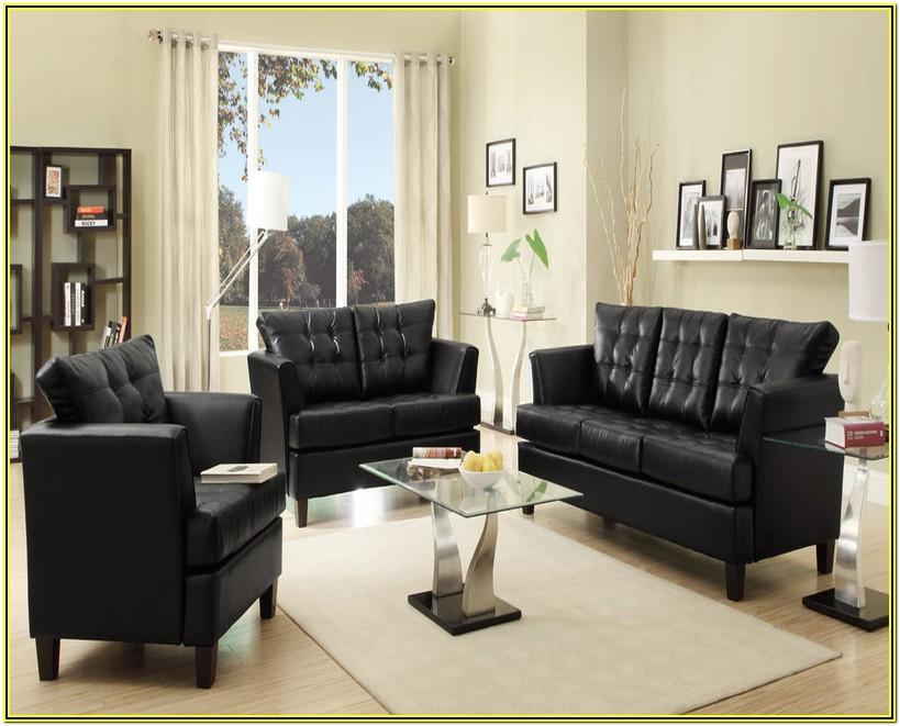 Small Living Room Ideas With Leather Sofa