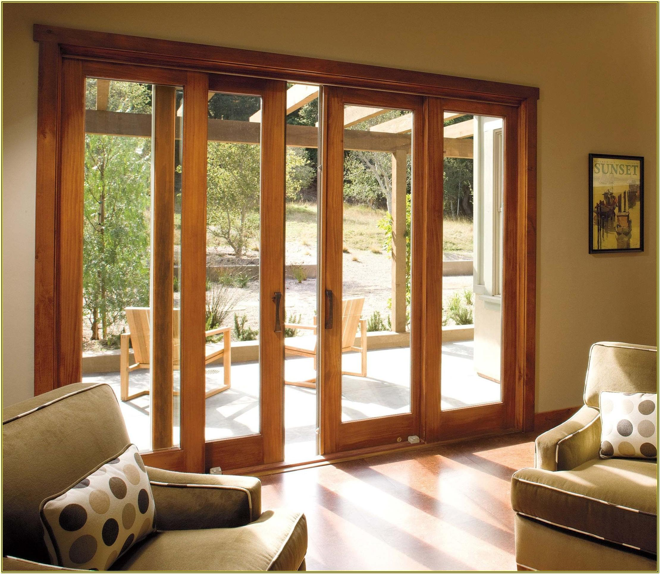 Small Living Room Ideas With Patio Doors