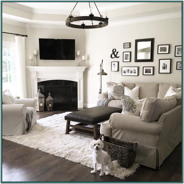 Small Living Room Ideas With Sectionals And Fireplace