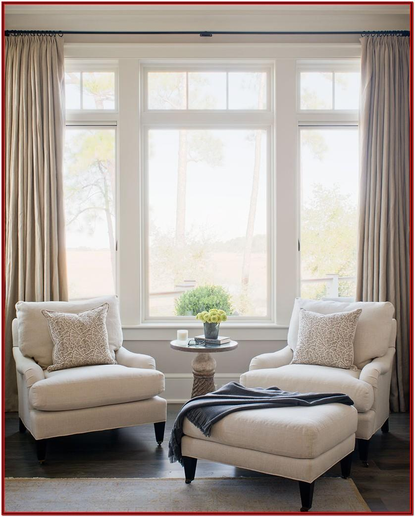 Small Living Room Ideas With Windows