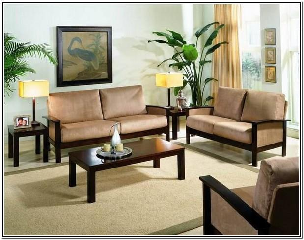Small Living Room Ideas With Wooden Furniture