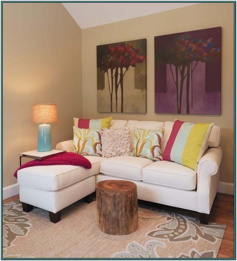 Small Living Room Sectional Ideas