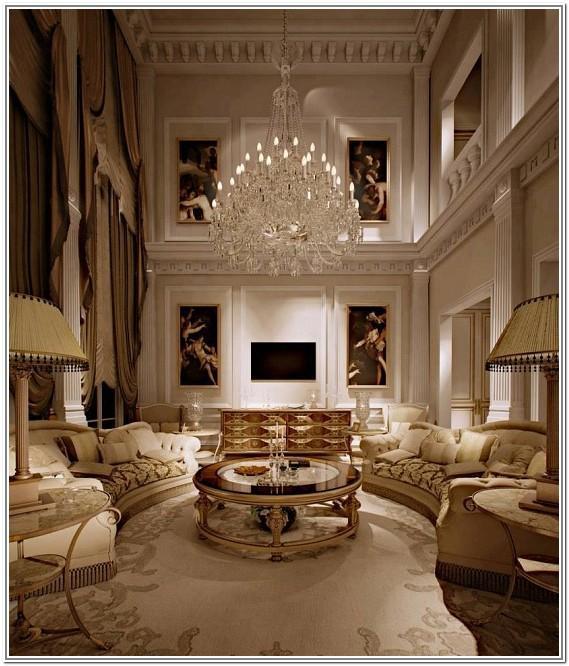 Small Luxury Living Room Design Ideas