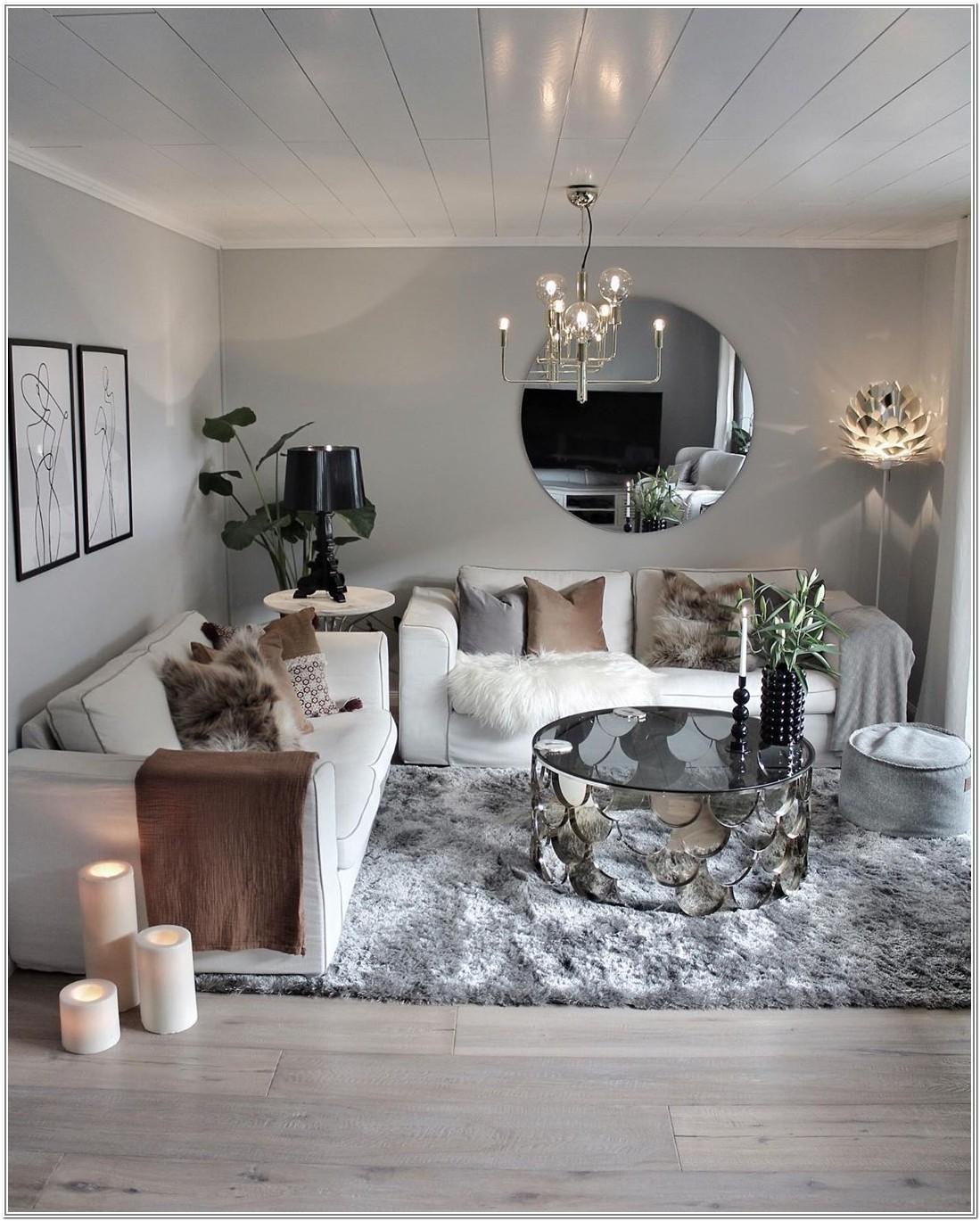 Small Modern Luxury Living Room Design Ideas