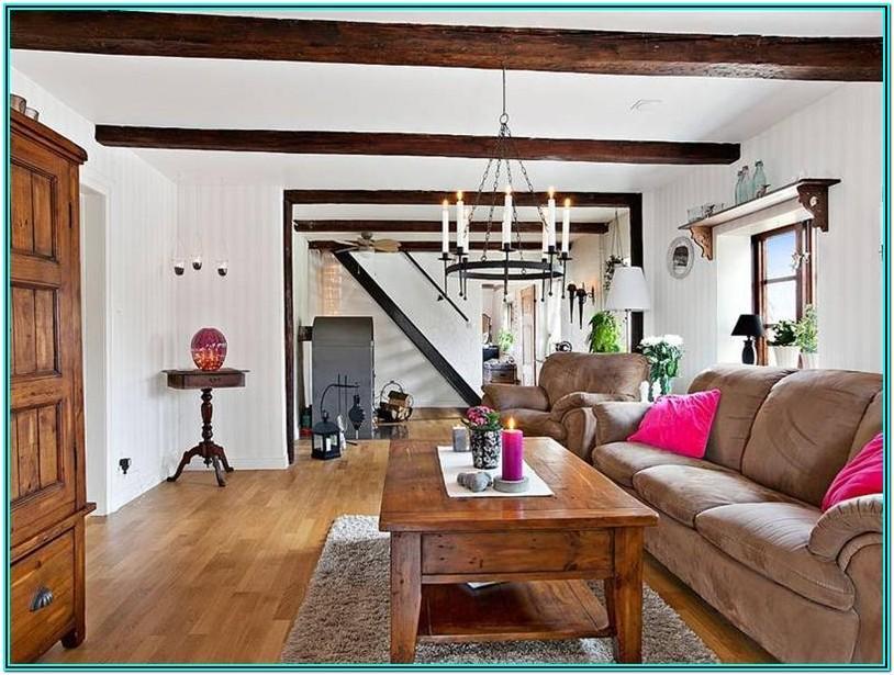 Small Rustic Modern Living Room Ideas