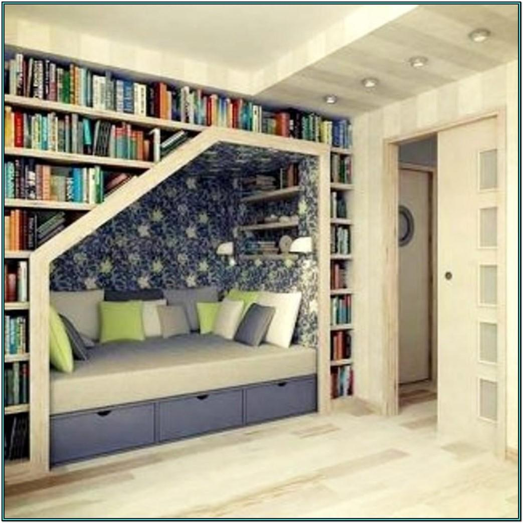 Small Space Storage Solutions Living Room
