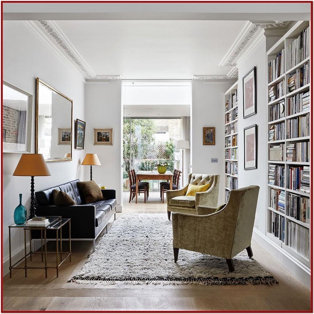 Small Terraced House Living Room Ideas