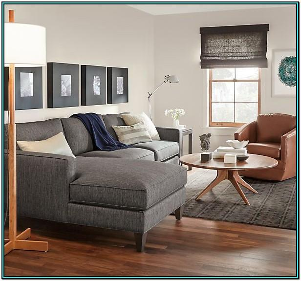 Sofa With Chaise Living Room Layout