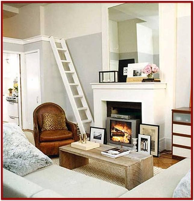 Space Saving Ideas For Small Living Room