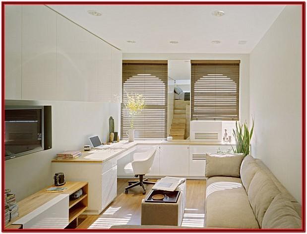 Space Saving Living Room Ideas