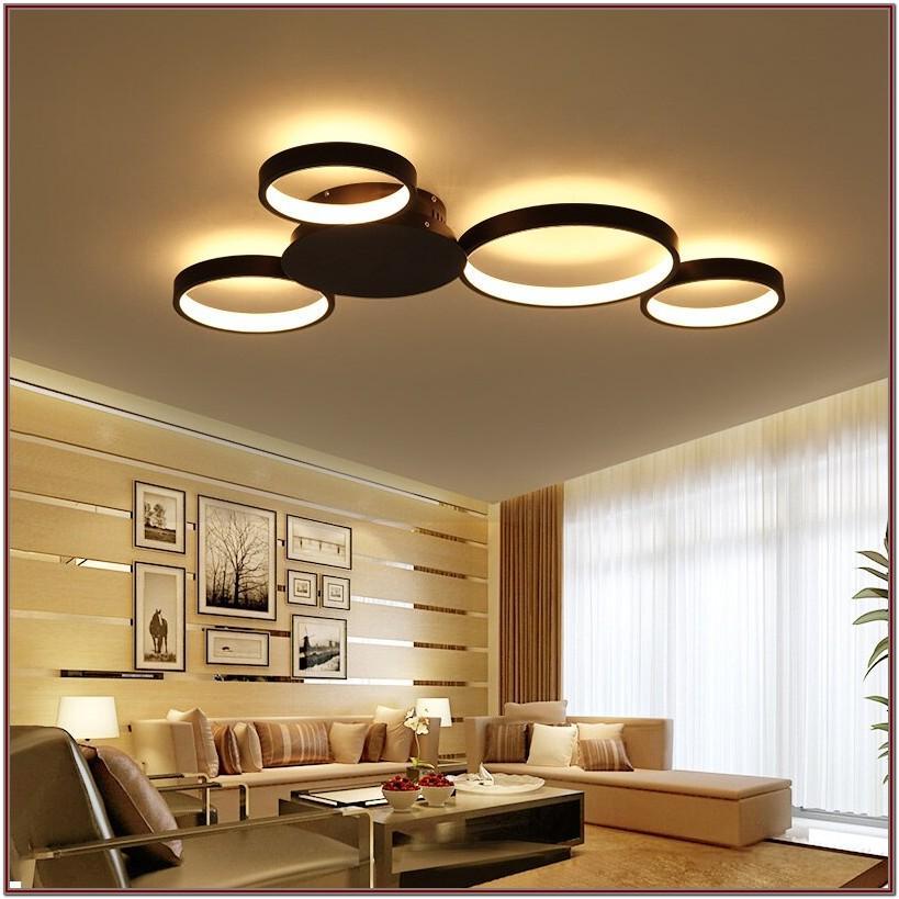 Surface Mounted Modern Led Ceiling Lights For Living Room
