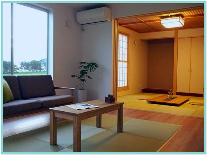 Traditional Japanese Living Room Ideas