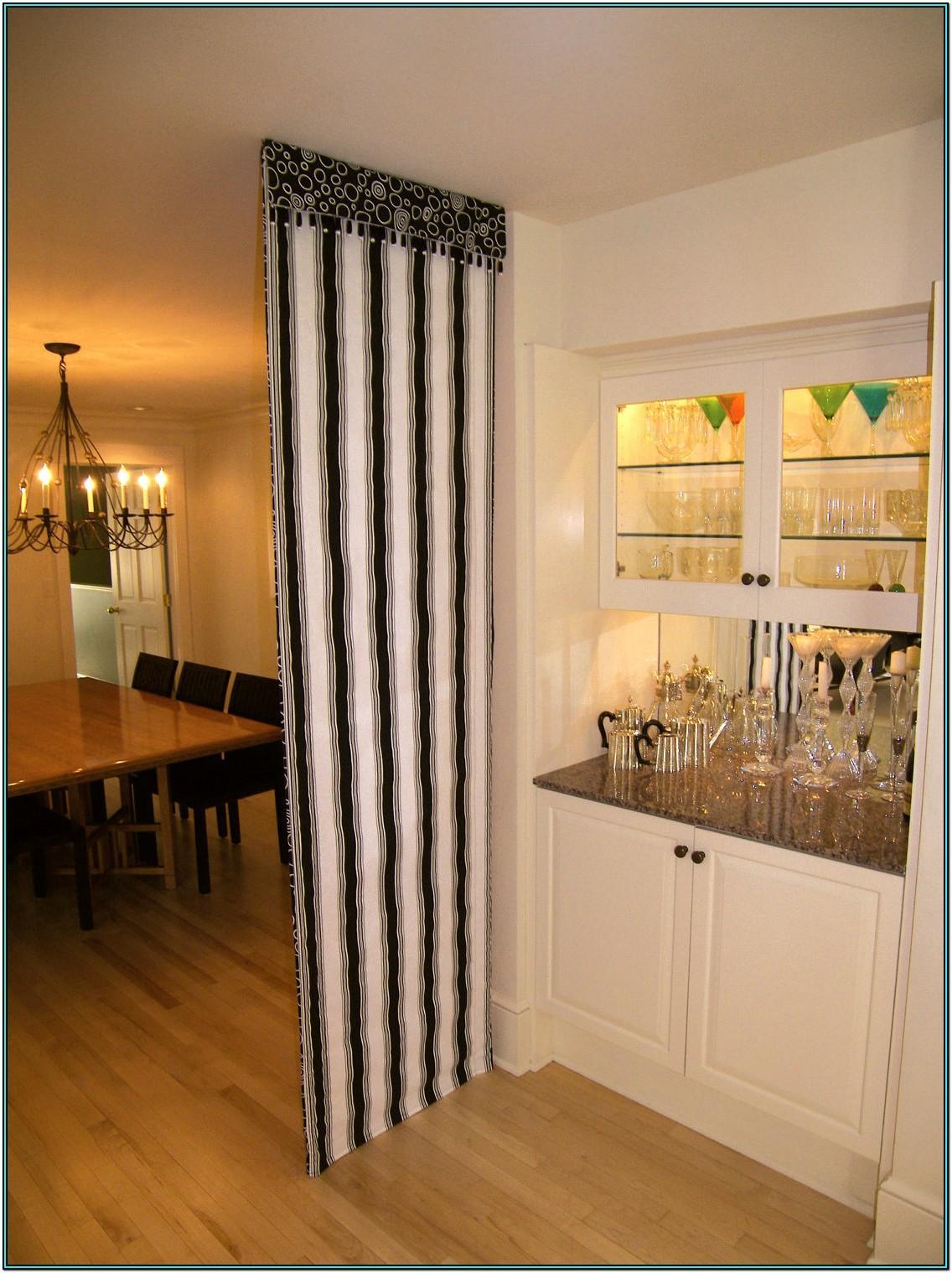 Wooden Living Room Separator Ideas