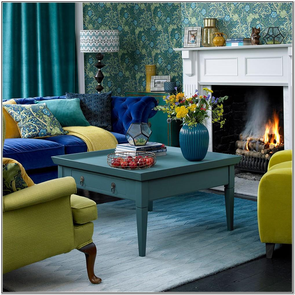 Yellow And Green Living Room Decorating Ideas