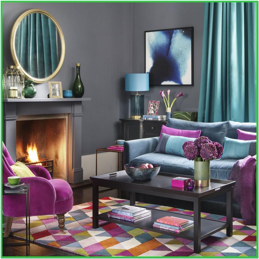 Yellow Color Scheme Color Combination For Living Room