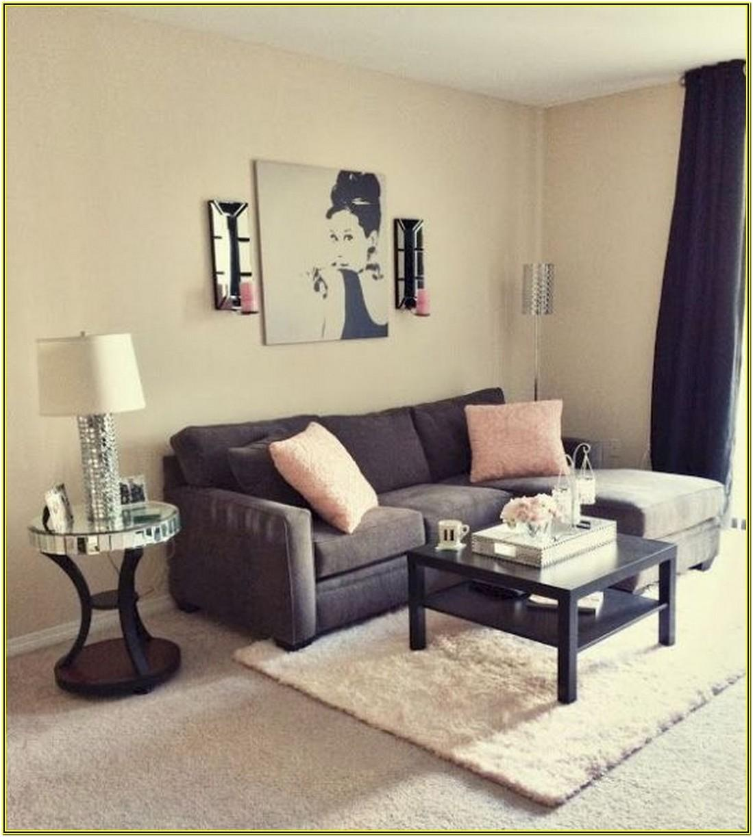 Apartment Simple Budget Low Budget Living Room Ideas
