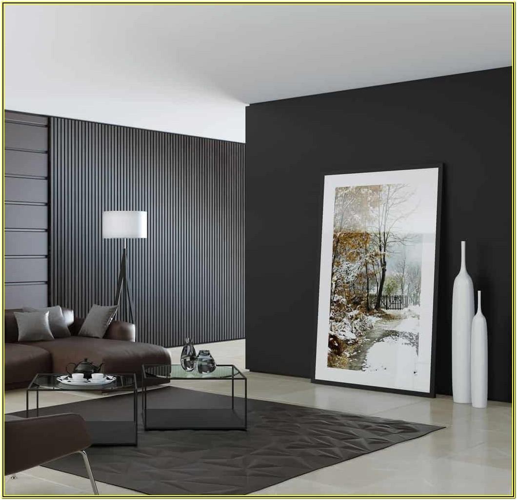 Black Lounge Living Room Ideas
