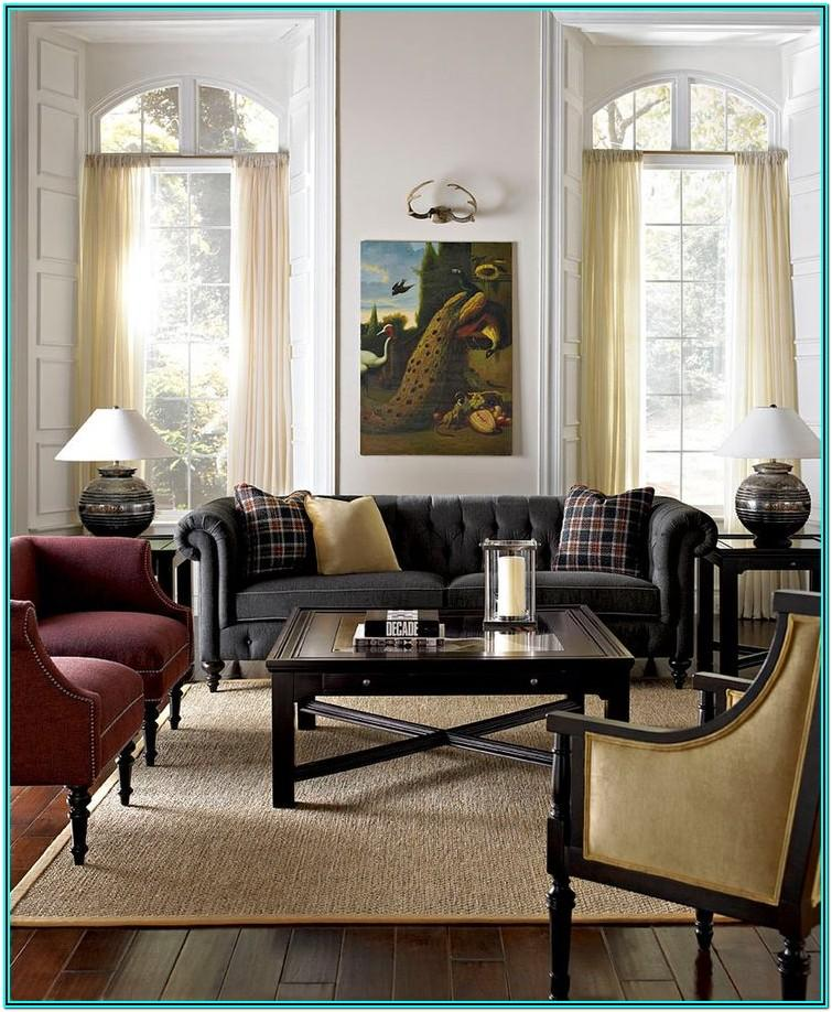Chesterfield Sofa Living Room Design Ideas