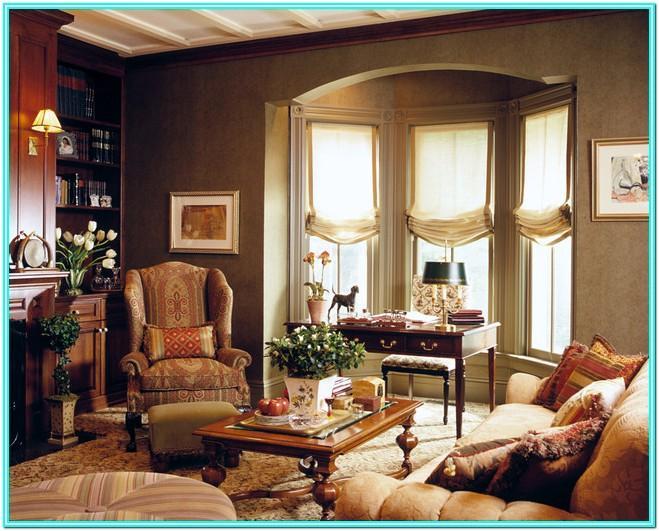 Classic Living Room Idea