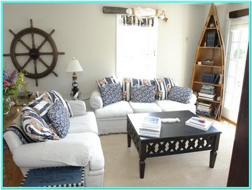 Coastal Decor Ideas Living Room